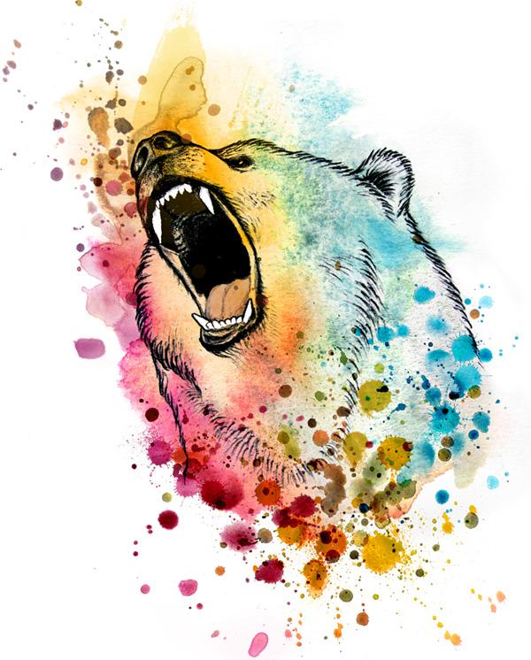 watercolor_bear_tattoo